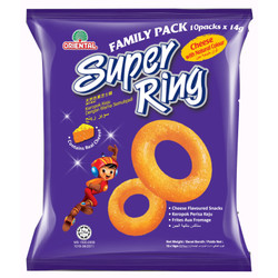 ORIENTAL SNACK SUPER RING FAMILY PACK