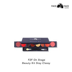 FACE 2 FACE On Stage Beauty Kit Stay Clasy