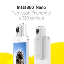 Insta360 Nano S , Action Camera