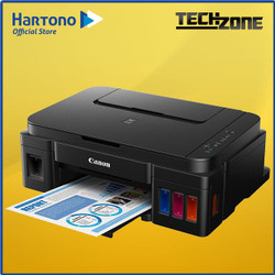 CANON - MULTIFUNCTION INK G2010