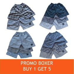 Cottonology Promo Boxer Buy 1 Get 5
