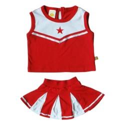 Setelan Bayi Perempuan PLEU Setelan Cheerleader