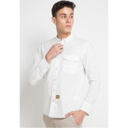 Emba Jeans Gera One Men's Shirt in White