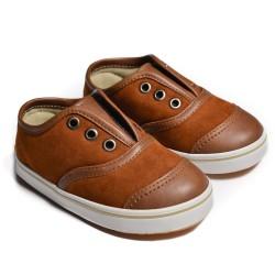 First Light K08 Suede sepatu anak balita gratis kaos kaki
