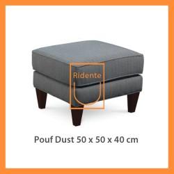 Ridente | Pouf Dust 50x50x45cm