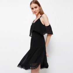 Chocochips - Marion Dress Black