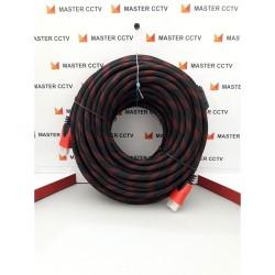 Kabel HDMI 20M Jaring Kabel HDMI 20 Meter Kabel HDMI to HDMI Murah