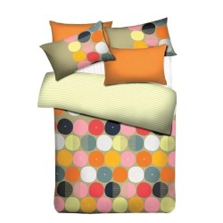AI BY AKEMI LOVESOME DESIGN BOMBER FITTED SHEET SET