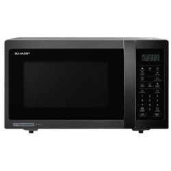 Sharp Microwave R-753GX (BS) Grill Inverter Oven 28 Liter