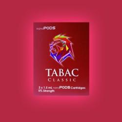 nanoPODS Tabac Classic (LIGHT)