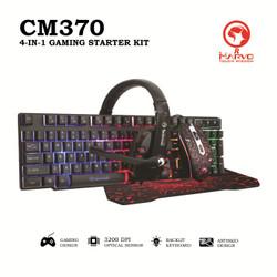 Marvo Combo CM370 - 4-in-1 Gaming Starter Kit