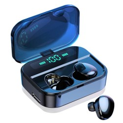 Carel X7 Headset Bluetooth 5.0 Sport Earphone Handsfree Headphone