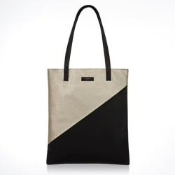GHD Leather Tote Bag - Pure Gold