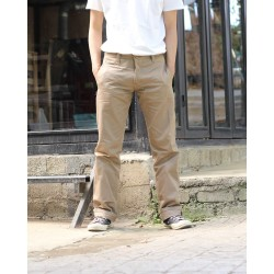 Chino Khaki - Regular Fit