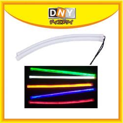 LED DRL FLEXIBLE / ALIS LAMPU ANGEL EYE 30 CM MOBIL DAN MOTOR