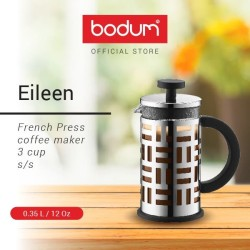 EILEEN Coffee maker, 3 cup, 0.35 l, 12 oz