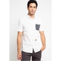 EMBA JEANS-Marloe Men's Shirt in White