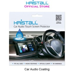 KRISTALL Nano Liquid Screen Protector for Car Audio Head Unit