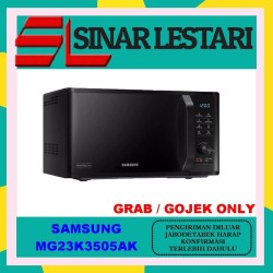 Samsung MG23K3505AK / MG23K3505AK/SE Microwave Grill With Browning 23L