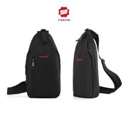 TIGERNU T-S8027B Crossbody Shoulder Bag - Tas Selempang BLACK