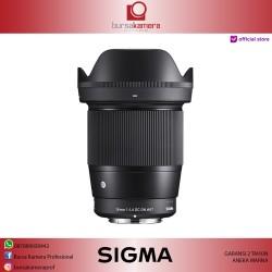 Sigma 16mm f1.4 DC DN Contemporary Lens for Sony E