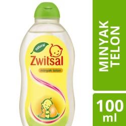 Zwitsal Natural Baby Minyak Telon 100ml