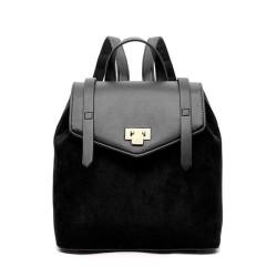 HANA Mila Backpack HN001 - Black