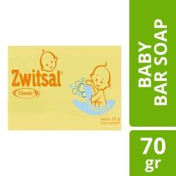 Zwitsal Baby Bar Soap Classic 70gr