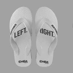 Emba Jeans x Swallow- Sandal Pria Left Right