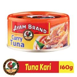 Ikan Tuna Kaleng Kari Ayam Brand