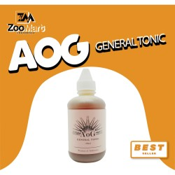 AOG Art Of Grooming / General Tonic Obat Grooming Ikan Cupang Hias