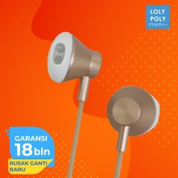 LOLY POLY EARPHONE WITH MIC 0814157