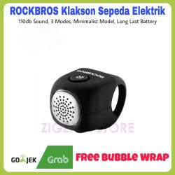 Klakson Sepeda / Bel Sepeda Elektrik ROCKBROS 110db