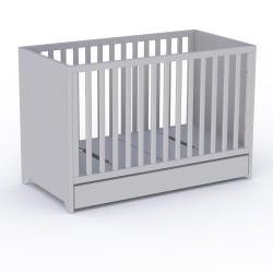 THEO LOU Bed 70x140 + 1 Evo Side Lune / Theo Lou Baby Cot / Ranjang