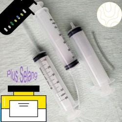 Suntikan Parfum refill - Suntikan Tinta Printer - Dengan Selang - 25ml