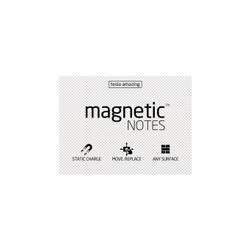 Tesla Amazing Magnetic Sticky Notes Size M 100 x 70mm
