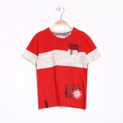 Little X eight Boy Ervan T-Shirt