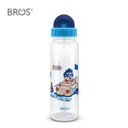 BROS Crystal Box Race Straw (550ml)