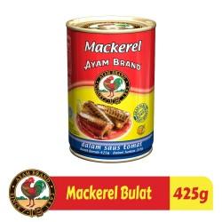 Mackerel Kaleng Saus Tomat Ayam Brand 425gr