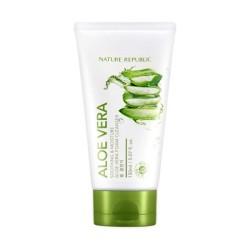 Soothing & Moisture Aloe Vera Foam Cleanser