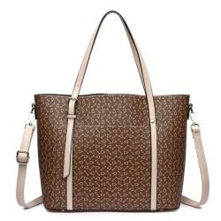 HANA Winny Tote Bag HN012 - Coffee