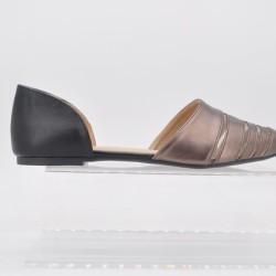 Sepatu Wanita Flat Shoes The Little Things She Needs NAGANO Brown