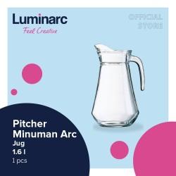 Luminarc Pitcher Minuman Arc - Jug 1.6 l - 1 pcs