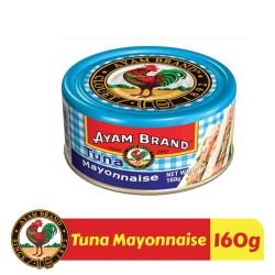 Ikan Tuna Kaleng Mayonaise Ayam Brand 160gr