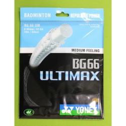 Senar Badminton Yonex BG 66 Ultimax