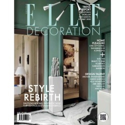 Majalah Elle Decoration Indonesia Maret - April 2020