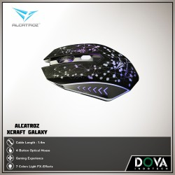 Mouse Alcatroz X-craft Galaxy