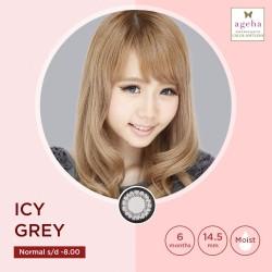 Softlens Ageha Icy Grey / Japan Softlens