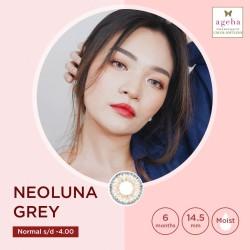 Softlens Ageha Neoluna Grey / Japan Softlens