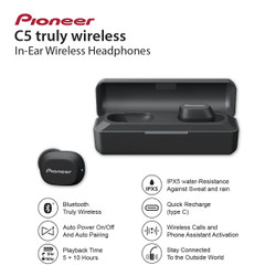 Pioneer Truly Wireless SE-C5TW